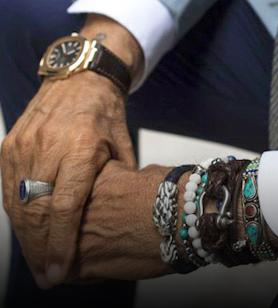 Chevalieres gourmettes bracelets et montres