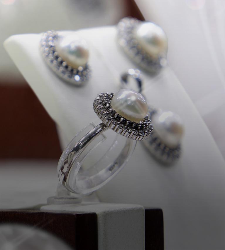 Joaillerie Perles