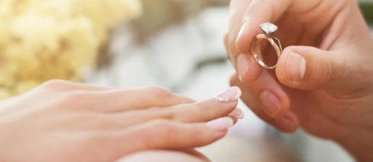 bagues de fiançailles